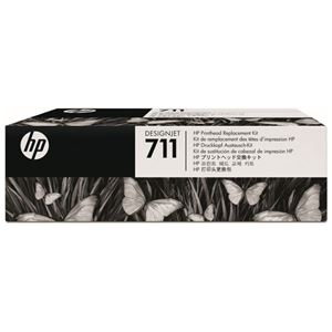 HP HP711プリントヘッド交換キット C1Q10A 1個