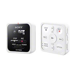 ソニー ステレオICレコーダー 16GBホワイト ICD-TX800/W 1台