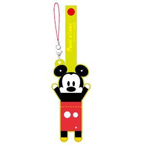 【Disney】プーカールーズ イヤホン巻きストラップ(ミッキー)