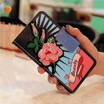 MrH(ミスターエイチ)スマホウォレットケース/オリエンタルポップビューティーピンク iphone6splus