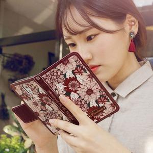 MrH(ミスターエイチ)スマホウォレットケース/ファーバー By iphoneX