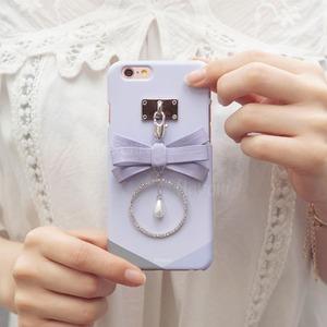 MrH(ミスターエイチ)スマホスキニーケース/ボナ By iphone8plus