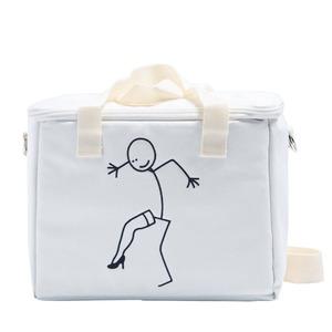 アウトドアにもエコバッグとしても使えるハンドバッグS/ヒールアイボリー