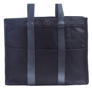 マザーズバッグにおススメ♪キャンバストートバッグ/オールブラック