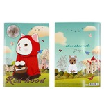 JETOY(ジェトイ) Choochoo ミニノート (赤ずきん)2冊セット
