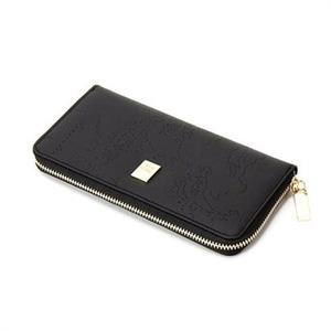 PRIMA CLASSE(プリマクラッセ) PSW7-2123 ラウンドジップ長財布 (ブラック)
