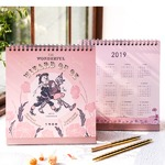 7321Design(7321デザイン) オズの魔法使い 2019年卓上カレンダー