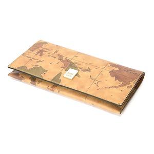 PRIMA CLASSE(プリマクラッセ)PSW8-2136 スネーク仕様長財布 (ブラウン)