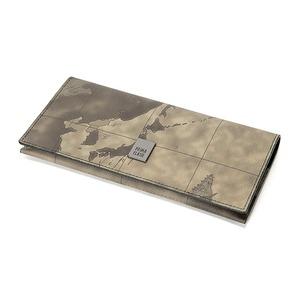 PRIMA CLASSE(プリマクラッセ)PSW8-2136 スネーク仕様長財布 (グレイ)