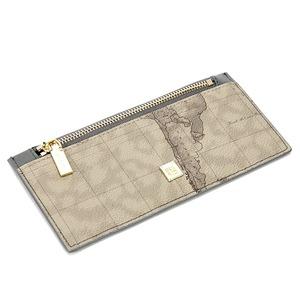 PRIMA CLASSE(プリマクラッセ)P-7507 小さめバッグにも入る薄型長財布 (グレイ)