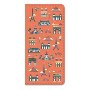 7321Design(7321デザイン)ビンテージガロ財布仕様のロングパスポートケース (パリ)