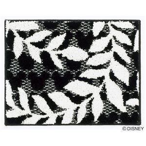 スミノエ DISNEY DMM-5005キッチンマット MICKEY/Laurel KITCHEN MAT 45×60cm ブラック
