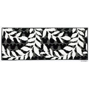 スミノエ DISNEY DMM-5005キッチンマット MICKEY/Laurel KITCHEN MAT 45×120cm ブラック
