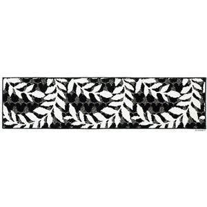 スミノエ DISNEY DMM-5005キッチンマット MICKEY/Laurel KITCHEN MAT 45×180cm ブラック