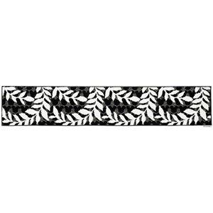 スミノエ DISNEY DMM-5005キッチンマット MICKEY/Laurel KITCHEN MAT 45×240cm ブラック