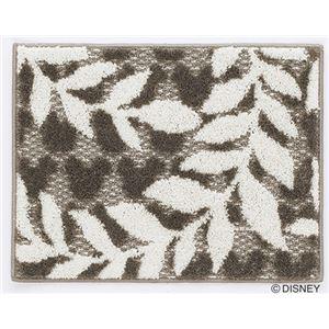 スミノエ DISNEY DMM-5005キッチンマット MICKEY/Laurel KITCHEN MAT 45×60cm グレー