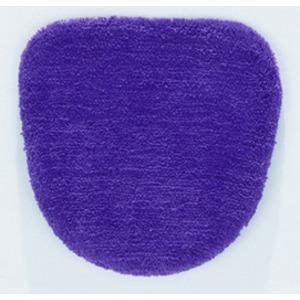 デザインライフ トイレフタカバー 洗浄用 VIF 48×49cm バイオレット