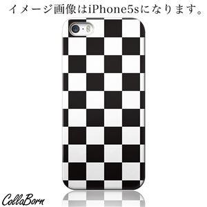 CollaBorn スマホカバー AQUOS PHONE ZETA(SH-01F) 「Checkered flag」