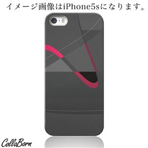 CollaBorn スマホカバー AQUOS PHONE ZETA(SH-01F) 「Urban wave」