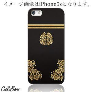 CollaBorn スマホカバー AQUOS PHONE ZETA(SH-01F) 「伊達政宗(黒)」