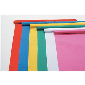 カラー布 110cm幅 1m切売 赤