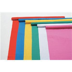 カラー布 110cm幅 1m切売 黄