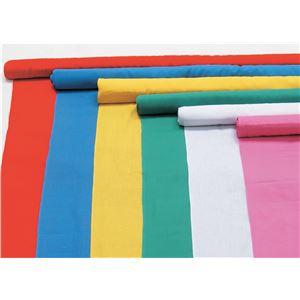 ●カラー布 10m巻 110cm幅 赤