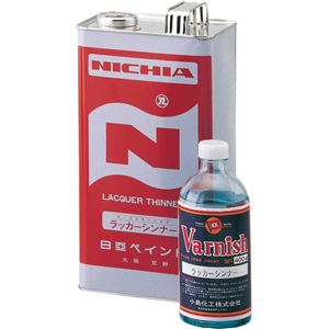 うすめ液 B 4L(ラッカーシンナー)