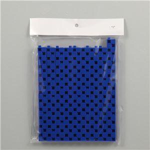Artecブロック 基本四角 100P 青