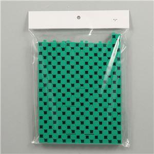 Artecブロック 基本四角 100P 緑