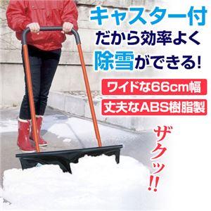 新・キャスター雪押しくん