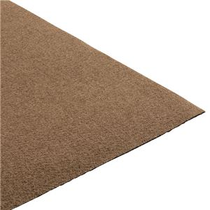吸着床ピタはっ水キッチンマット 約60×120cm ブラウン