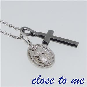 SN13-131 close to me(クロス・トゥ・ミー) ネックレス メンズ
