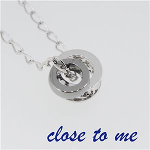SN13-017 close to me(クロス・トゥ・ミー) リングネックレス メンズ