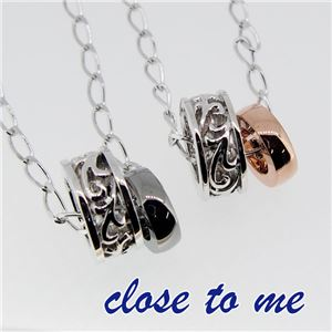 SN13-017018 close to me(クロス・トゥ・ミー) ペアネックレス ペア