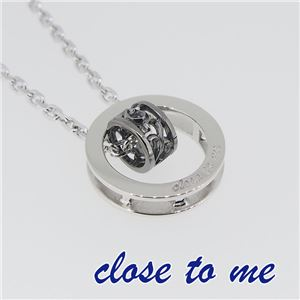 SN13-041 close to me(クロス・トゥ・ミー) リングネックレス メンズ