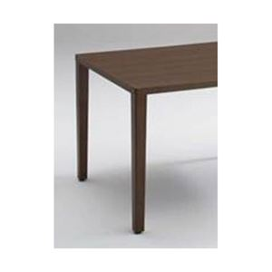 岡村製作所 木製ランチテーブル 幅90cm ディープ 9375TC MW80 1台