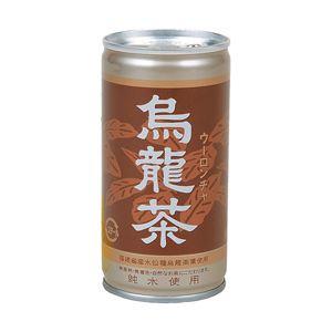 カクヤス オリジナル 烏龍茶缶(箱売) 1箱(190ml×30本)