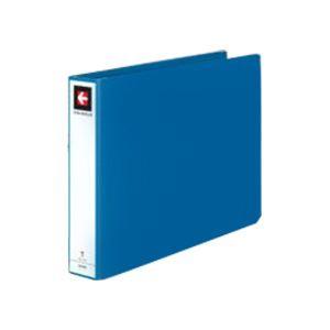 (業務用セット) コクヨ データバインダーT(22穴) 背幅6.4cm・収容枚数540枚 ブルー 【×3セット】