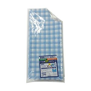 (業務用セット) フロンティア トイレフロア消臭シートブルー 1パック(20枚) 【×3セット】