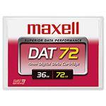 【訳あり・在庫処分】 日立マクセル DAT72 36/72GB 1巻