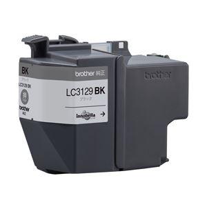 ブラザー 純正インクカートリッジ ブラック LC3129BK 1個