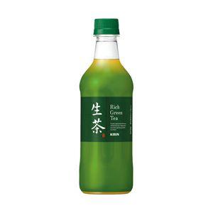 キリン 生茶 525mlPET 1箱(525ml×24本)