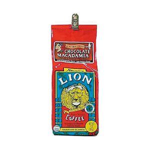 ハワイコーヒーカンパニー ライオンコーヒー チョコマカダミア 1袋(198g)