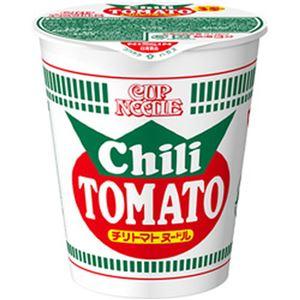 日清食品 カップヌードル チリトマトヌードル 1箱(76g×20個)