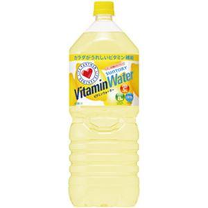(まとめ)サントリー ビタミンウォーター 2L 1箱(6本)【×3セット】