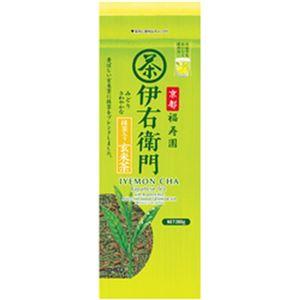 (まとめ)宇治の露製茶 伊右衛門 抹茶入り玄米茶【×10セット】