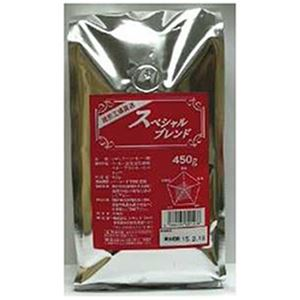 (まとめ)ヴィディヤジャパン 焙煎職人が丁寧に焼き上げた香り豊かなスペシャルブレンド  1袋(450g)【×5セット】