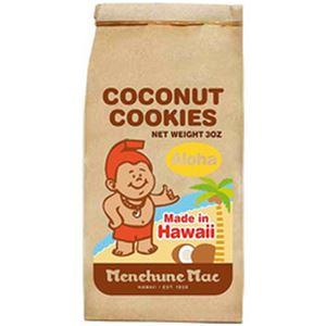 (まとめ)メネフネ ココナッツクッキー 1袋(85g)【×10セット】
