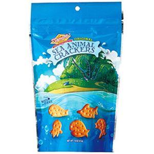 (まとめ)ダイアモンドベーカリー シーアニマルクラッカー オリジナル 小 1袋(51g)【×10セット】